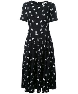 Essentiel Antwerp | Lip Print Tea Dress Size 40