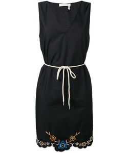 See By Chloe | See By Chloé Embroidered Hem Dress