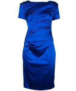 Talbot Runhof   Monument Dress 36 Polyamide/Polyester/Acetate/Spandex/Elastane