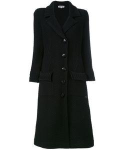 Sonia Rykiel Vintage | Chunky Knit Coat Size