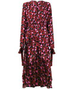 Magda Butrym   Gela Print Asymmetric Dress Women