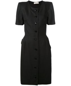 NINA RICCI VINTAGE | Button Up Vintage Dress