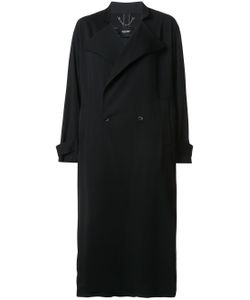 Rachel Comey   Boxy Double-Breasted Long Coat