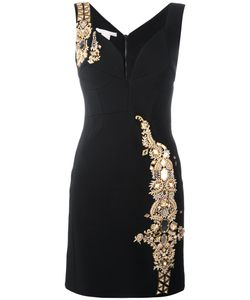 Antonio Berardi | Embellished Fitted Dress Size 44