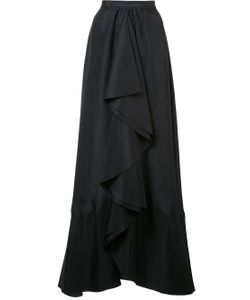 TOME | Long Draped Skirt