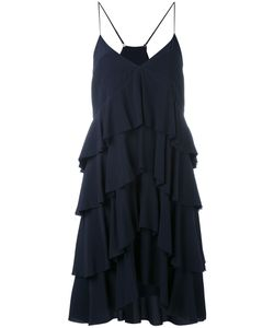 Erika Cavallini | Spaghetti Strap Tier Dress