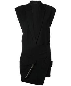Alexandre Vauthier | Короткое Платье-Смокинг