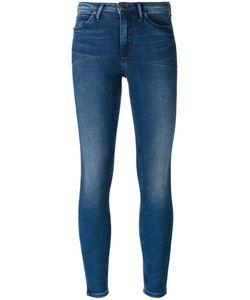 Calvin Klein Jeans | Super Skinny Cropped Jeans Size 27