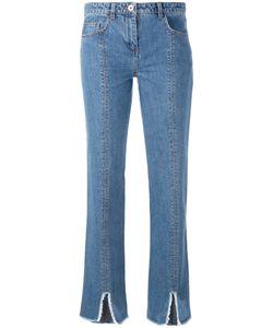 Courreges | Courrèges Cut Down Jeans Size