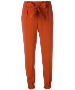 MSGM | Side-Stripe Tapered Trousers Size 44
