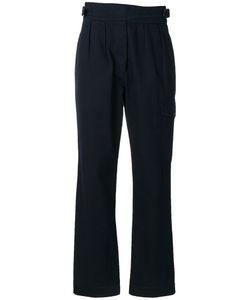 MARGARET HOWELL | High Waist Cargo Trousers Women