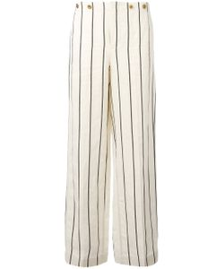 Polo Ralph Lauren | Striped Wide-Leg Trousers