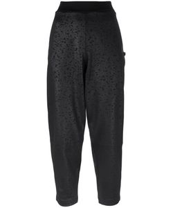 Nike | Cropped Trousers Large Polyester/Spandex/Elastane
