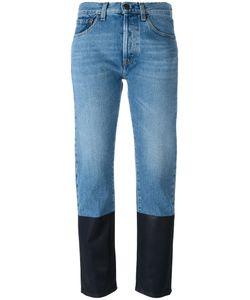Ports | 1961 Dyed Hem Jeans 28 Cotton