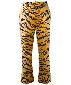 Dsquared2 | Tiger-Print Tailored Trousers Size 40