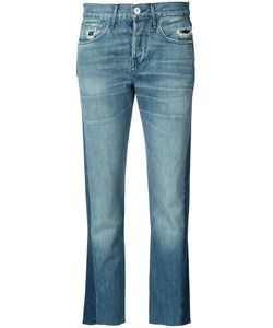 3X1 | Panelled Cropped Jeans 24