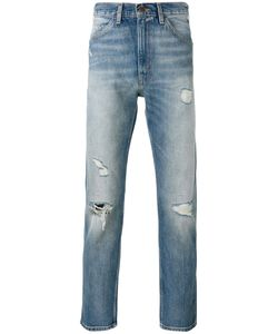 Levi'S Vintage Clothing | Distressed Cropped Jeans 32