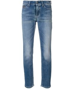 Cambio | Piper Cropped Jeans
