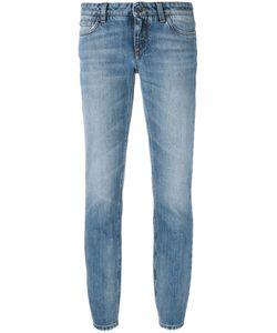 Dolce & Gabbana | Slim-Fit Cropped Jeans Size 46