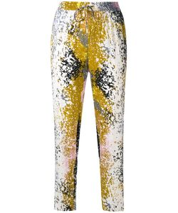 Diane Von Furstenberg | Splattered Trousers