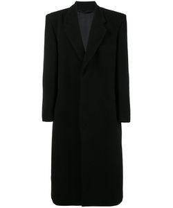 Raf Simons | Long Tailored Coat Men