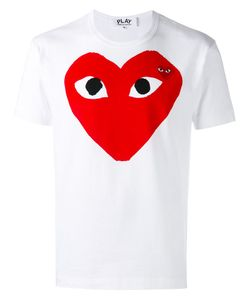 Comme des Gar ons Play | Comme Des Garçons Play Printed T-Shirt