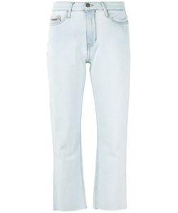 Calvin Klein Jeans | Укороченные Расклешенные Джинсы