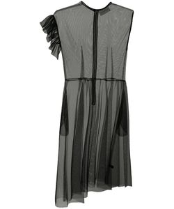 Les Animaux | Sheer Tulle Dress Medium Polyester