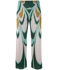 Circus Hotel | Knitted Cropped Trousers