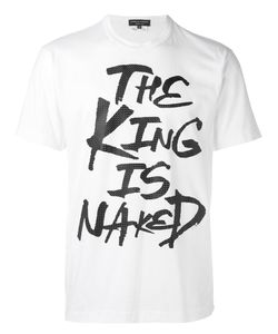 COMME DES GARCONS HOMME PLUS | Comme Des Garçons Homme Plus The King T-Shirt