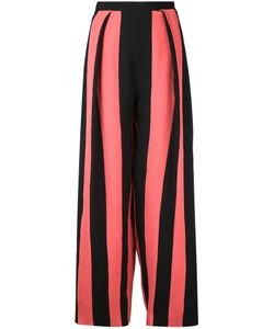 Edeline Lee | Striped Cropped Trousers Size 8
