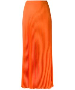 Haider Ackermann | Long Pleated Skirt