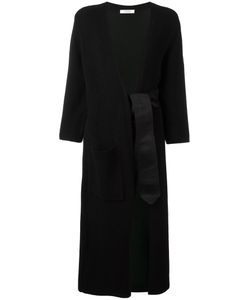 Dorothee Schumacher | Tied Cardi-Coat 3 Polypropylene/Cashmere/Wool