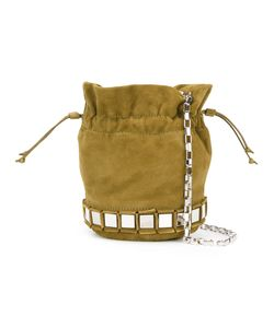 TOMASINI | Bucket Cross Body Bag Suede