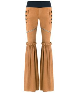Andrea Bogosian | Wide Leg Trousers Size Medium