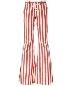 Roberto Cavalli | Striped Flared Jeans