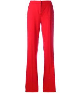 Max Mara | Duomo Wide Leg Trousers 42 Spandex/Elastane/Virgin