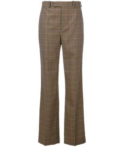 Ralph Lauren Collection | Checked Flared Pants Women