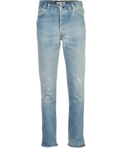 Re/Done | Denim High-Rise Jeans Size 28