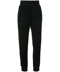 The Elder Statesman | Knitted Sweatpants Small Cashmere