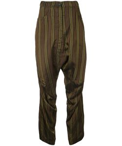 Rundholz | Striped Trousers Xs