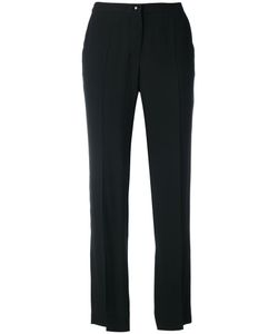Emporio Armani | Straight Tailored Trousers Size 46