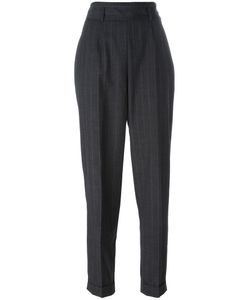 MOSCHINO VINTAGE | Pinstriped Trousers 44