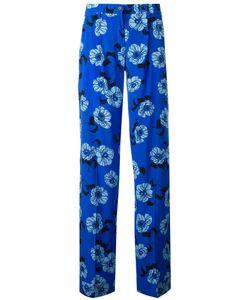 P.A.R.O.S.H. | Print Trousers Xs Silk/Spandex/Elastane