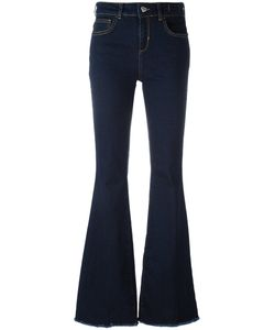 Twin-set | Bootcut Jeans 32 Cotton/Spandex/Elastane