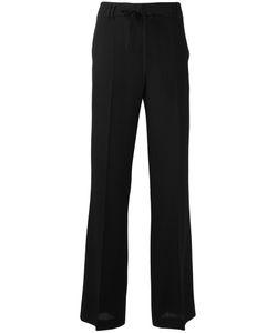 Ann Demeulemeester | Wide Leg Tailo Trousers 36 Virgin