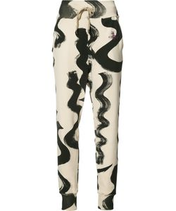 Vivienne Westwood Red Label | Squiggle Print Pants Size Medium