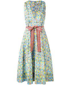 Miahatami | Belted V-Neck Dress