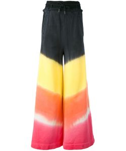 OFF-WHITE | Wide-Leg Tye-Dye Trousers Xxs