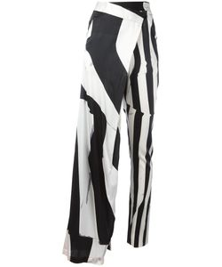 Ann Demeulemeester | Asymmetric Printed Trousers Size 36